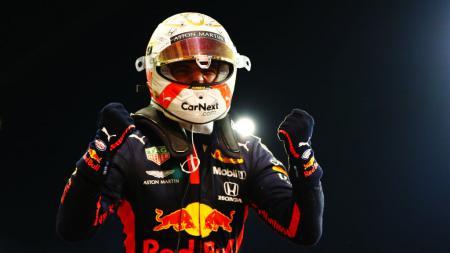 Berikut hasil Formula 1 (F1) GP Abu Dhabi 2020 yang digelar di Sirkuit Yas Marina, Minggu (13/12/20) di mana Max Verstappen berhasil keluar sebagai juara. - INDOSPORT