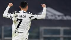 Indosport - Top Skor Serie A Italia: Ronaldo Kian Ganas, Lukaku Tambah 1 Gol
