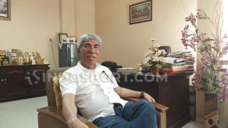 Ketua Umum KONI Sumut, John Ismadi Lubis. - INDOSPORT
