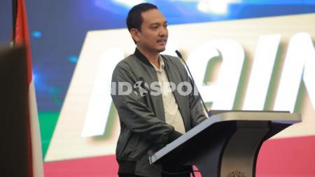 Anggota DPR RI Komisi X yang membidangi olahraga, Yoyok Sukawi. - INDOSPORT