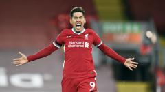 Indosport - Striker Liverpool, Roberto Firmino.