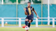 Indosport - Yann Motta, Pemain Baru Persija Asal Brasil.