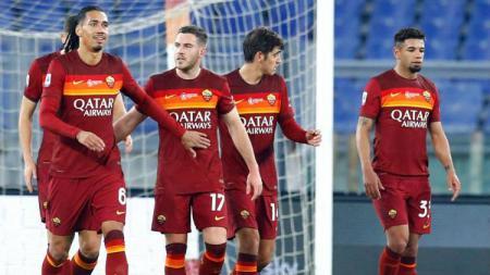 Lakukan hal konyol di laga Coppa Italia kontra Spezia, AS Roma ulangi momen memalukan selayaknya di Serie A Liga Italia. - INDOSPORT