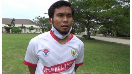 Ichsan Kurniawan, eks pemain timnas U-19 yang kini memperkuat Muba Babel United. - INDOSPORT