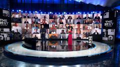 Indosport - Seremoni FIFA Football Awards 2020.