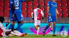 Indosport - Abdallah Sima, 'The Next Thierry Henry' yang jadi rebutan Arsenal dan Juventus.