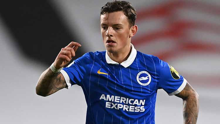 Ben White (Brighton & Hove Albion). Copyright: Mike Hewitt/Getty Images
