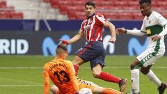 Indosport - Berikut hasil pertandingan LaLiga Spanyol, Atletico Madrid vs Elche.