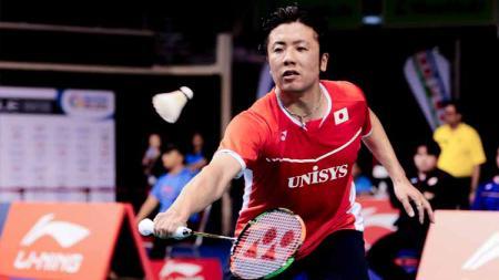 Pebulutangkis asal Jepang, Hiroyuki Endo yang tak akan memperkuat tim Jepang di Piala Sudirman 2020 - INDOSPORT