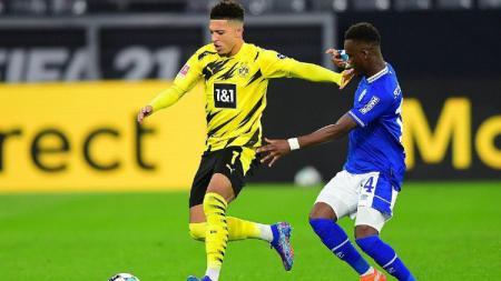 Bintang Borussia Dortmund, Jadon Sancho. - INDOSPORT
