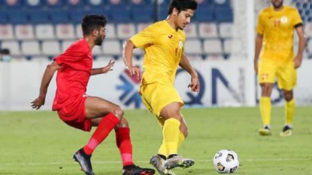Eks Persija Asal Aceh, Farri Agri Cetak Gol Cantik di Liga Qatar - INDOSPORT