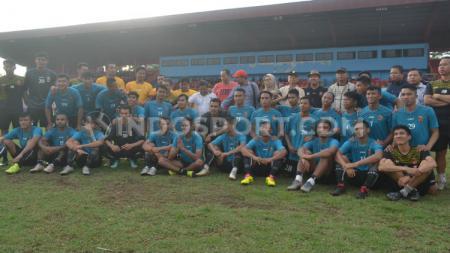 Skuat Sriwijaya FC musim 2020. - INDOSPORT