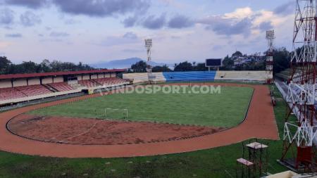 Persipura Diizinkan Bermarkas di Stadion Mandala untuk AFC Cup 2021. - INDOSPORT