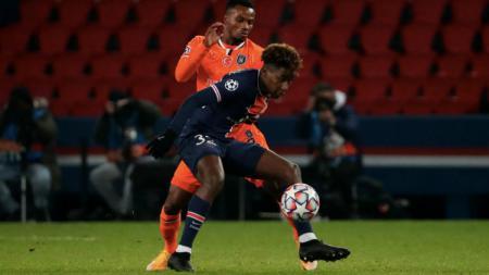 Berikut tersaji hasil pertandingan pekan ke-17 Ligue 1 Prancis 2020-2021 antara Paris Saint-Germain vs Strasbourg yang berlangsung pada Kamis (24/12/20). - INDOSPORT
