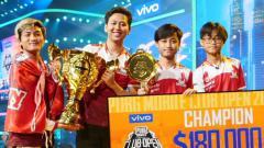 Indosport - Siapa yang tidak kenal dengan sosok Microboy, rusher mematikan yang membawa Bigetron RA menjadi juara dunia PUBG Mobile.