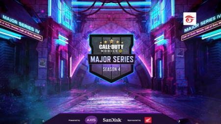 Call of Duty: Mobil Major Series 4 resmi dibuka. - INDOSPORT