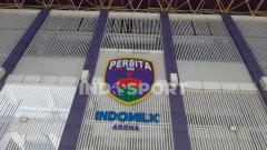 Indosport - Indomilk Arena, markas Persita Tangerang.