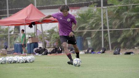 Andik Rendika Rama, pemain senior yang dipanggil ke Timnas U-22 proyeksi SEA Games 2021. - INDOSPORT