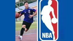 Indosport - Pebasket Michael Yukinobu Defretes.