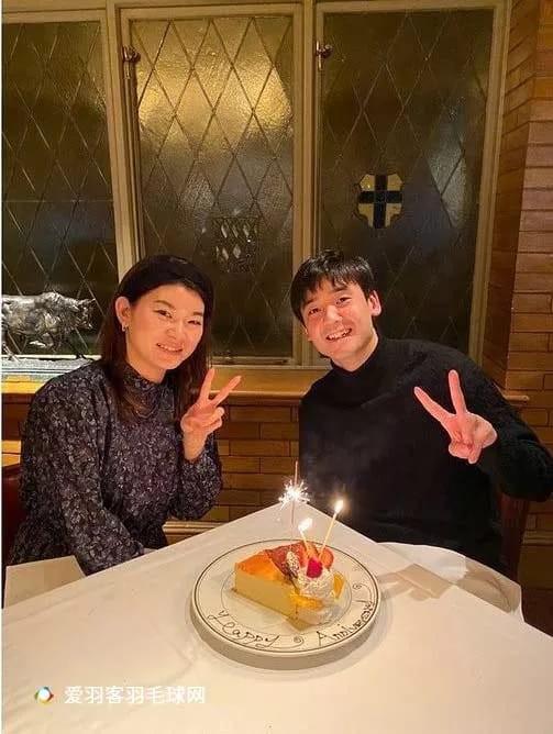 Pasangan pebulutangkis Jepang, Yuki Kaneko sama Ayaka Takahashi Copyright: Aiyuke