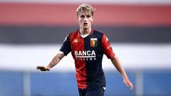 Indosport - Santer dikaitkan dengan Paul Pogba, Juventus justru menjadikan wonderkid 19 tahun Nicolo Rovella, sebagai rekrutan pertama di bursa transfer Januari.