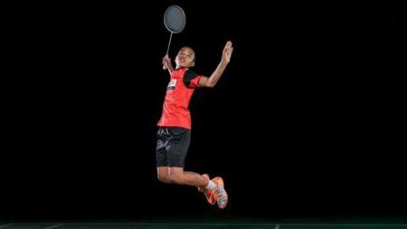 Melihat sepak terjang Iqbal Asrullah di Liga PB Djarum 2020, pebulutangkis spesialis ganda dan calonn bintang masa depan Indonesia. - INDOSPORT
