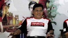 Indosport - HM Anwari, mantan pelatih PB Djarum.