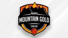 Indosport - Logo tim IBL 2021, NSH Mountain Gold Timika.