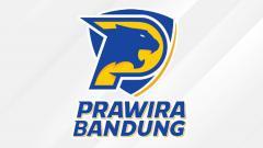 Indosport - Logo tim IBL 2021, Prawira Bandung.