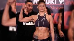Indosport - Pearl Gonzalez, eks petarung ufc