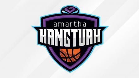 Logo tim IBL 2021, Amartha Hangtuah. - INDOSPORT