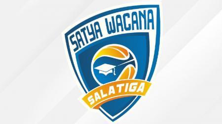 Logo tim IBL 2021, Satya Wacana Salatiga. - INDOSPORT