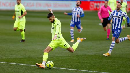 Pemain Atletico Madrid Saat Menghadapi Alaves - INDOSPORT
