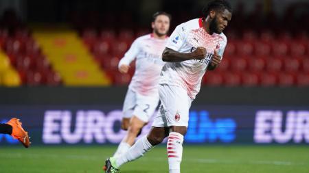 Dalam laga seru antara Benevento vs AC Milan, terselip sejumlah catatan positif yang berhasil ditorehkan AC Milan. Apa saja itu? Berikut ulasannya. - INDOSPORT