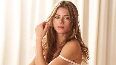 Camila Giorgi, petenis asal Italia. - INDOSPORT