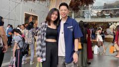 Indosport - Tak bisa rayakan tahun baru bersama, pebulutangkis cantik Malaysia Lai Pei Jing kirim pesan cinta untuk sang kekasih.