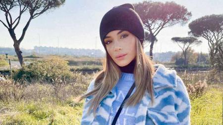 Sara Scaperrotta, mantan pacar Nicolo Zaniolo. - INDOSPORT
