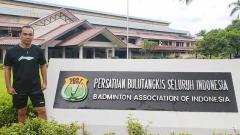 Indosport - Ditunjuk gantikan Susy Susanti sebagai Kepala Bidang Pembinaan dan Prestasi PBSI, Rionny Mainaky sempat meragu?