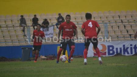 Beto menjadi salah satu dari pemain yang dipertahankan Sriwijaya FC. - INDOSPORT