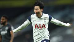 Indosport - Berikut adalah hasil pertandingan babak semifinal Carabao Cup yang mempertemukan Tottenham Hotspur vs Brentford yang berakhir dengan kemenangan untuk Tottenham.