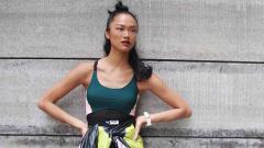 Indosport - Aktris dan model, Kelly Tandiono.