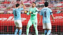 Indosport - Berikut adalah hasil pertandingan babak semifinal Carabao Cup yang mempertemukan Man United vs Man City yang berakhir dengan kemenangan untuk Man City.