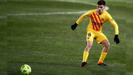 Liverpool membidik wonderkid Barcelona, Pedri, di bursa transfer musim panas. Berikut 3 bintang The Reds yang akan tersingkir jika transfer itu terwujud. - INDOSPORT