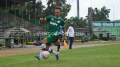 Indosport - Bintang PSMS Medan, Rachmad Hidayat.