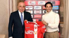 Indosport - Jelmaan AC Milan Boyong Gelandang Pengangkut Air Serie A