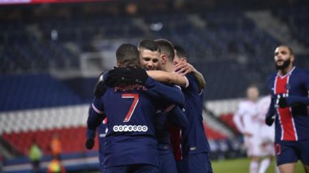 Link Live Streaming Ligue 1 Prancis: Angers vs PSG, Rebut Posisi Puncak. - INDOSPORT