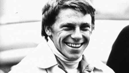 Pembalap F1 Roger Williamson sebelum meninggal dunia. - INDOSPORT