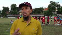 Indosport - Presiden PSHW (PS Hizbul Wathan), Dhimam Abror.