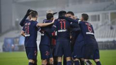 Indosport - Berikut ini jadwal pertandingan pekan ke-37 Ligue 1 Prancis 2020-2021 hari ini, di mana Lille dan Paris Saint-Germain (PSG) bersaing untuk mengamankan gelar