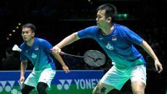 Indosport - Ganda Putra terbaik Indonesia, Mohammad Ahsan dan Hendra Setiawan.